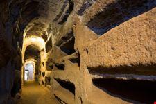 roma catacombe di san callisto