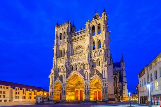 101986 amiens cattedrale