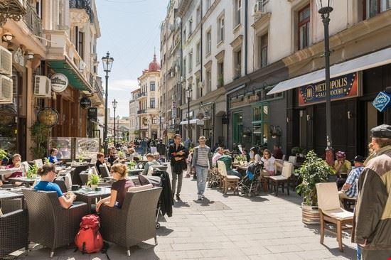 Bucarest guida turistica for Bucarest cosa visitare
