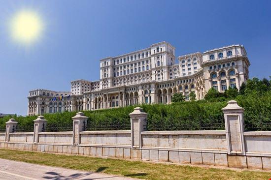 Cosa vedere a Bucarest: Parlamento