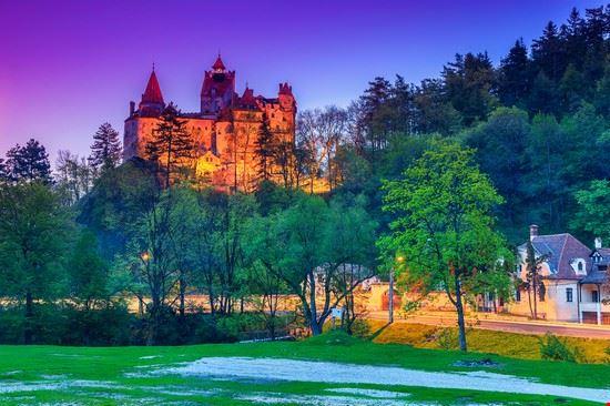 102178 brasov castello di bran