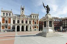 valladolid piazza maggiore