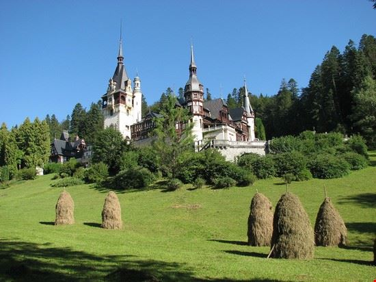 102236 brasov castello di peles brasov