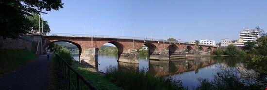 treviri ponte romano