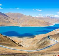 102288 lhasa lago yamdrok