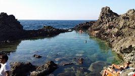 laghetto delle ondine isola di pantelleria