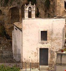 chiesa santa lucia - gravina in puglia
