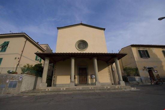 Chiesa di Santa Maria a Quinto - Sesto Fiorentino