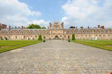 parigi castello di fontainebleau