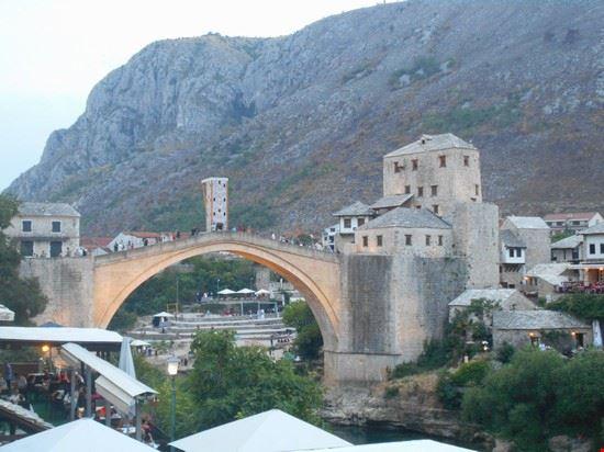 Vista dello Stari Most