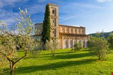 pienza abbazia di sant  antimo