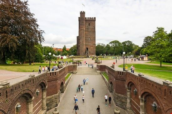 copenaghen castello di helsinborg