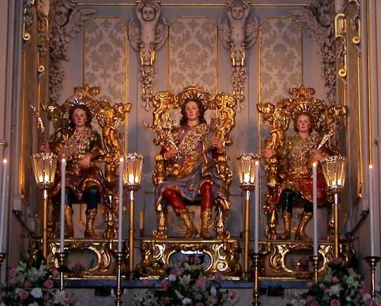 102713 trecastagni simulacri dei santi martiri trecastagni