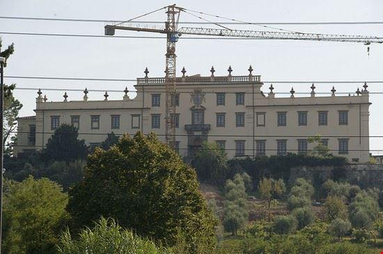 villa castel pucci