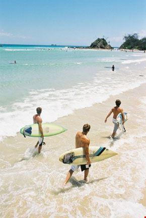 byron bay surfisti