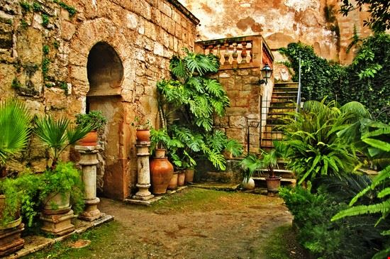 Foto Bagni Arabi a Palma di Maiorca - 550x365 - Autore: Redazione ...