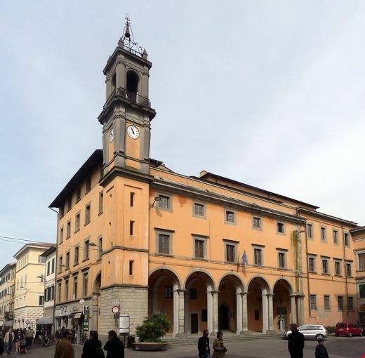 palazzo pretorio pontedera