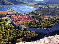 ston la muraglia croata dubrovnik