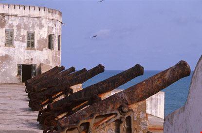 cape coast vecchio castello degli schiavisti