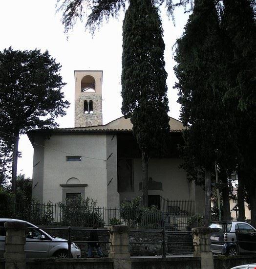 pieve di san lorenzo a signa