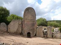 arzachena tomba dei giganti arzachena