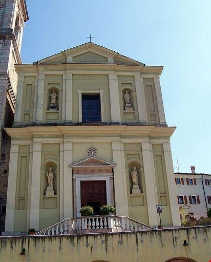 Chiesa parrocchiale di San Zeno Vescovo in San Zeno di Montagna.