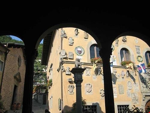 cutigliano - chiesa della madonna di piazza