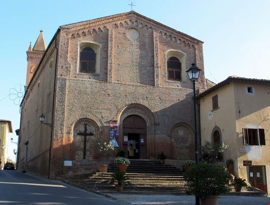 Pieve di Santa Maria Novella, Marti