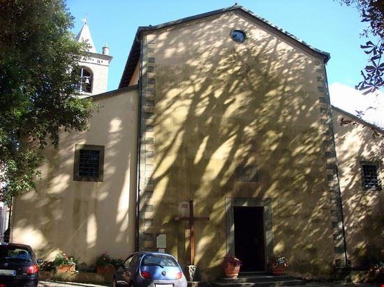 chiesa s. bartolomeo - cutigliano