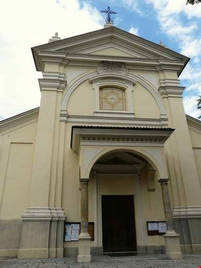 chiesa s. leonardo - canelli