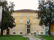 palazzo del municipio canelli
