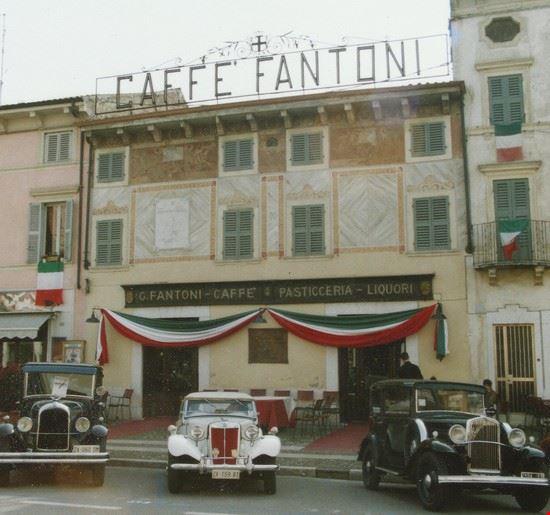 caffè fantoni - villafranca di verona