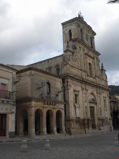 Basilica di santa Maria la Nova - Chiaramonte Gulfi
