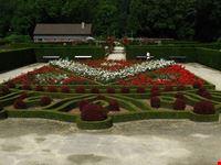 bruxelles giardini del castello