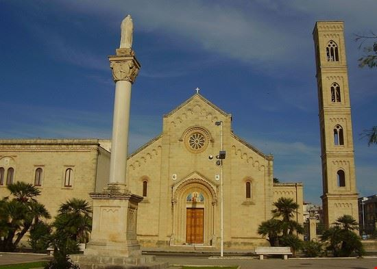 basilica santa maria della coltura