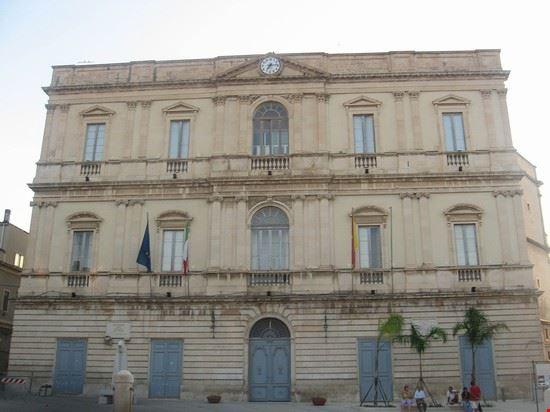 palazzo comunale di comiso