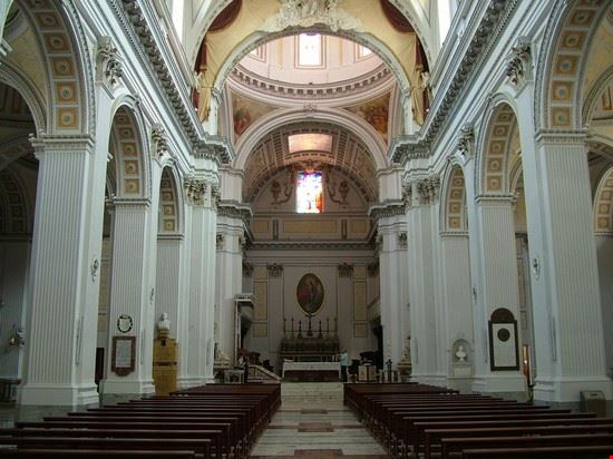 103764 caltagirone basilica cattedrale di san giuliano caltagirone