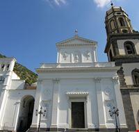 Chiesa di Santa Maria del Lauro - Meta
