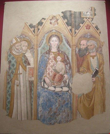 Chiesa di San Pietro al Terreno - Figline Valdarno