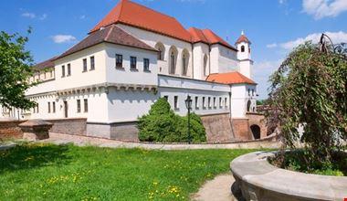 brno castello di pilberk
