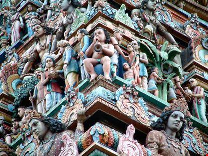 chennai sculture hindu