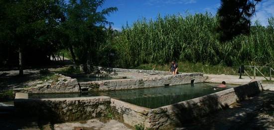 Bagno Grande a San Casciano dei Bagni