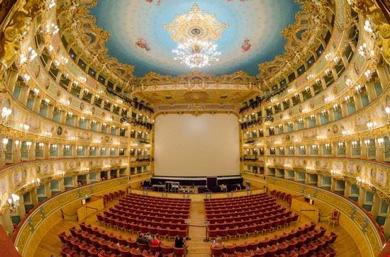 103924 venezia teatro la fenice