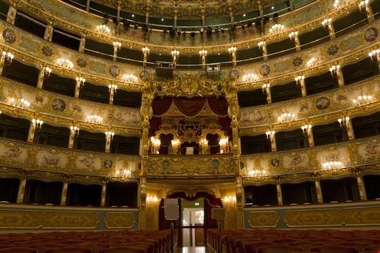 103925 venezia teatro la fenice