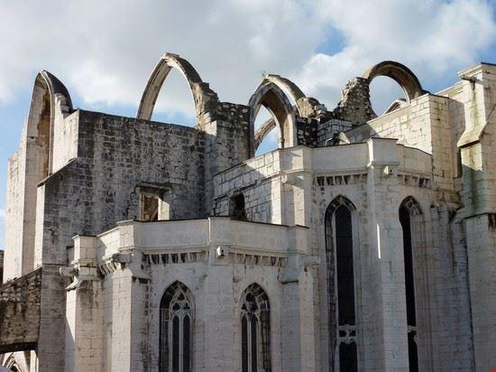103938 lisbona igreja do carmo