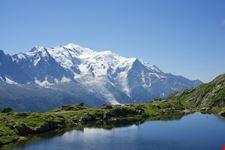 chamonix-mont-blanc monte bianco