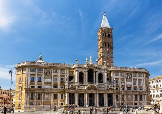 roma basilica di santa maria maggiore