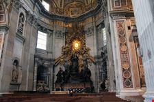 roma cattedra di san pietro