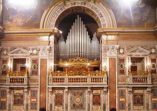 roma organo