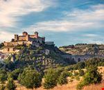 Vista di Spoleto
